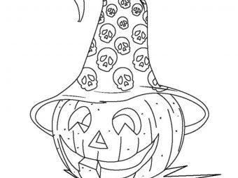 10 Cute Halloween Pumpkin Coloring Pages Your Toddler Will Love To Color