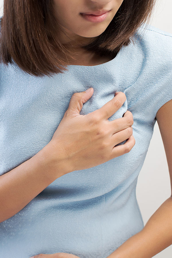 Chest Pain During Pregnancy: Causes and Home Remedies