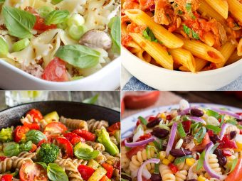 15 Easy And Healthy Pasta Recipes For Kids
