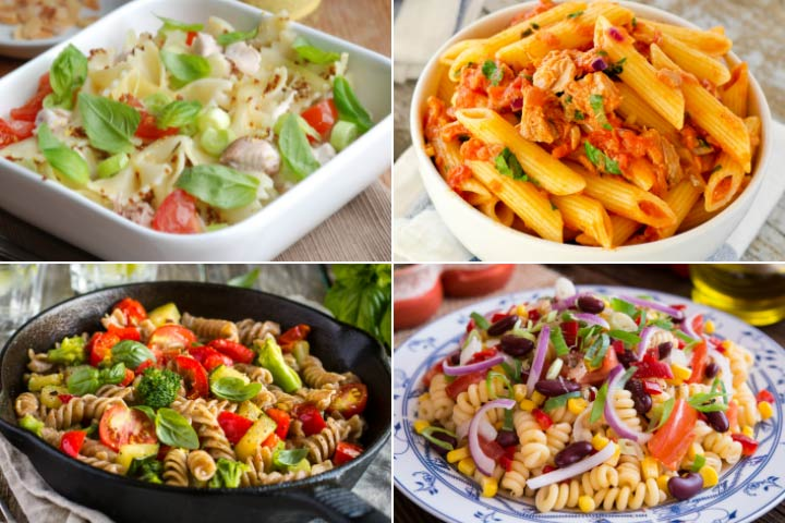 15 Simple And Easy Pasta Recipes For Kids