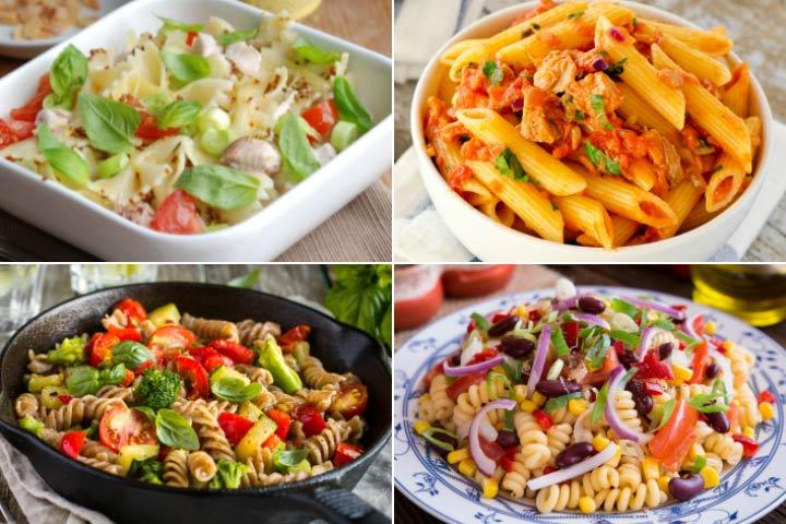 15 Tasty Pasta Recipes For Kids To Satisfy Their Tastebuds
