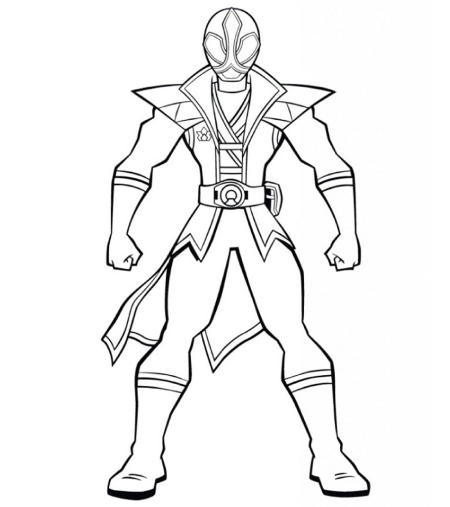 25 Best Mighty Morphin Power Rangers Coloring Pages Your