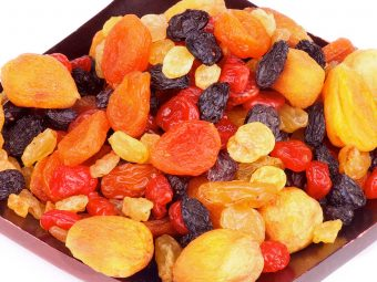 3 Health Benefits Of Dry Fruits During Pregnancy