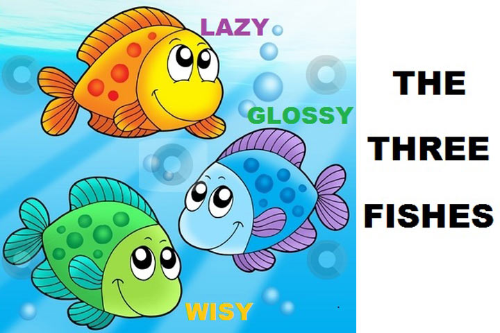 3 fishes