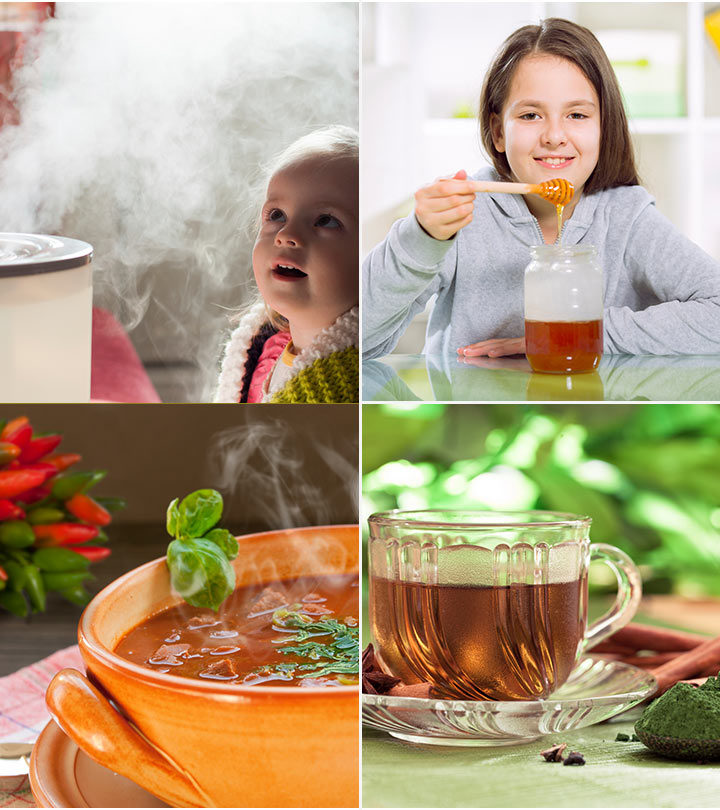 Home Remedies For Child's Cough