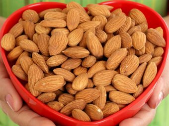8 Health Benefits Of Raw And Soaked Almonds During Pregnancy