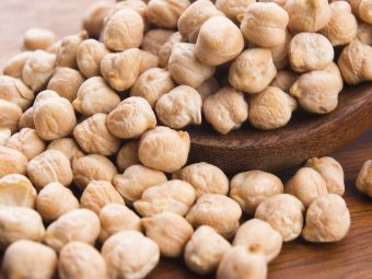 6 Health Benefits Of Chickpeas (Chana) During Pregnancy