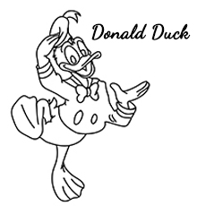 A-Cute-Donald-Duck-dance-16