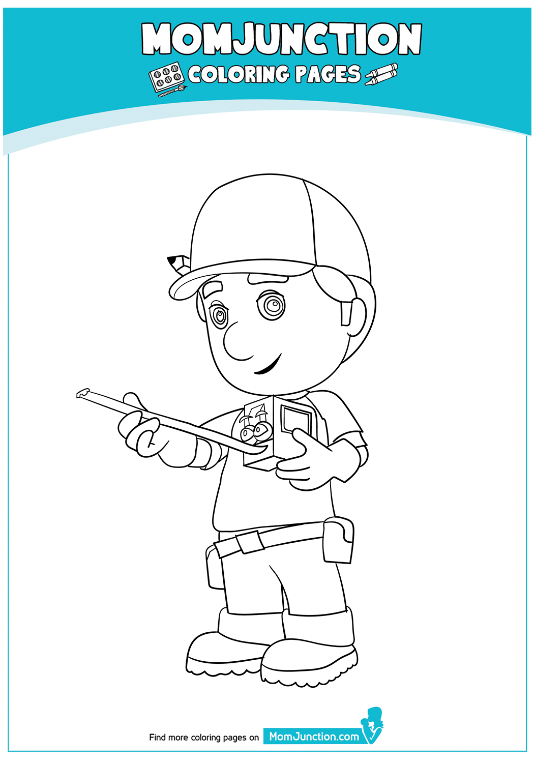 A-Handy-Manny-Coloring-Pages-Tape-17