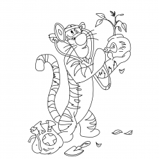 A-Tigger-Examines-His-Flower-17