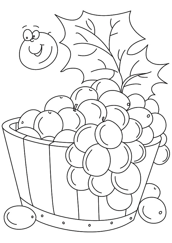 A-grapes-coloring-page-bucket