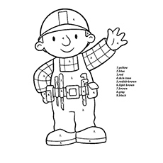 Best Handy Manny Hammer Coloring Pages Pictures - Coloring 2018 ...