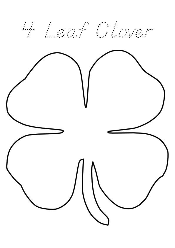 A-leaf-clover_coloring_page-dnoutline