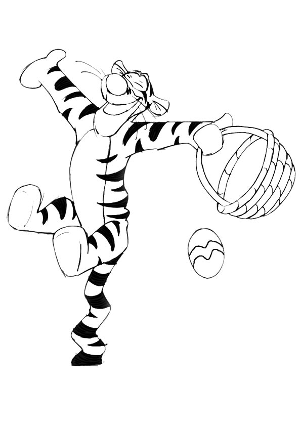 A-tigger-coloring-pages-egg
