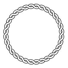 A-white-circle