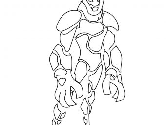 10 Funny Alien Coloring Pages your Little Ones Will Love To Color
