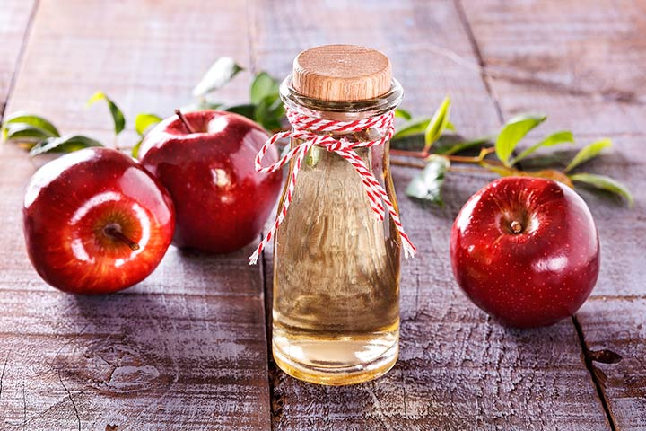 Apple cider vinegar For Child's Cough