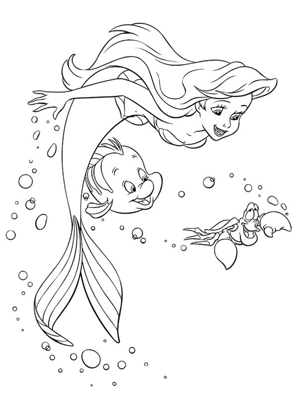 Ariel-And-Her-Friends-16