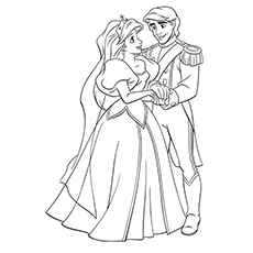 Ariel And Prince 16