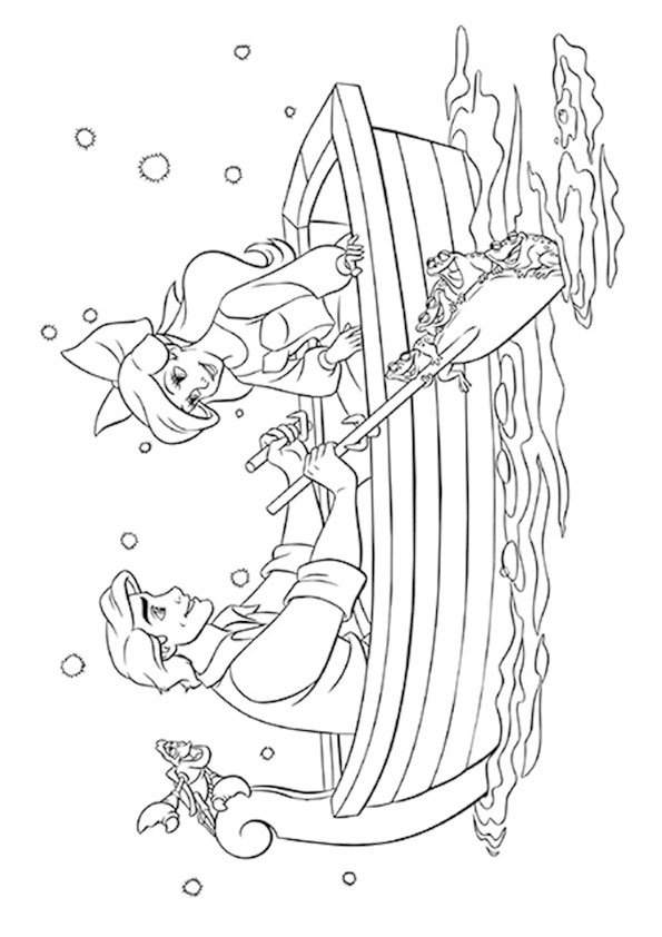 Ariel-And-Prince-Eric-In-The-Boat-16