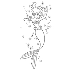Ariel Sparkling Under The Sea 16