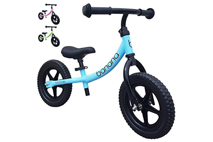 Banana Bike LT - Lightweight Balance Bike for Toddlers