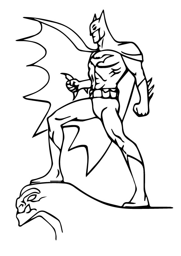 Batman-in-Different-Style
