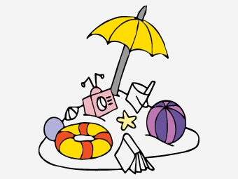 Top 20 Beach Ball Coloring Pages For Your Toddler