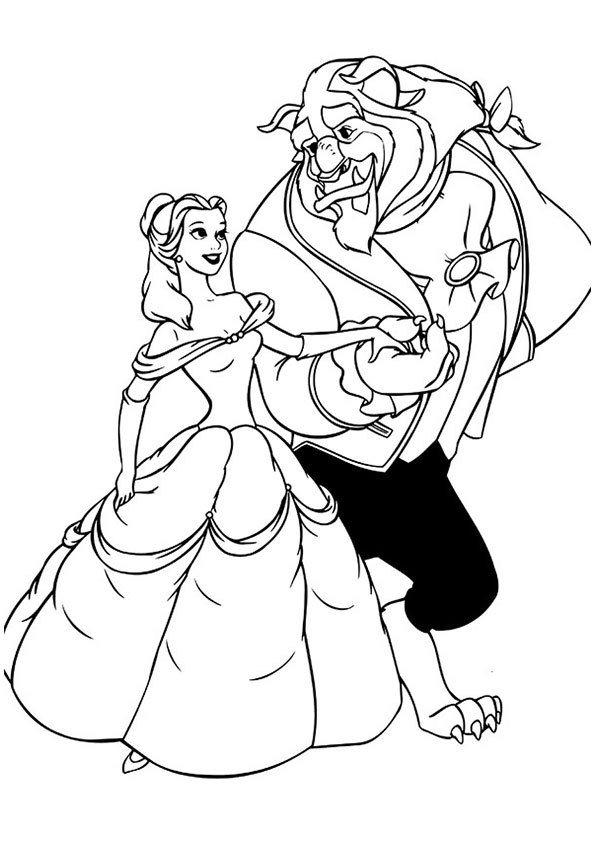 Belle-And-Beast-In-Love-16