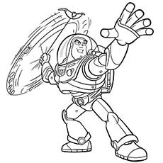 Buzz Lightyear 16