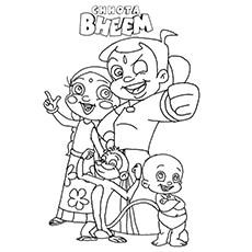 Chhota-bheem-coloring-page11