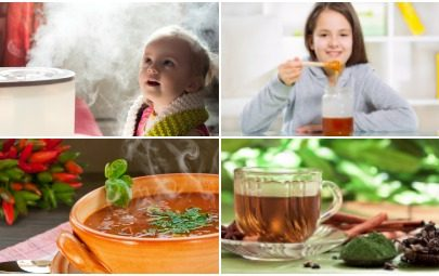 31 Effective Home Remedies For Child's Cough
