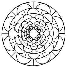 Circle Mandala 17