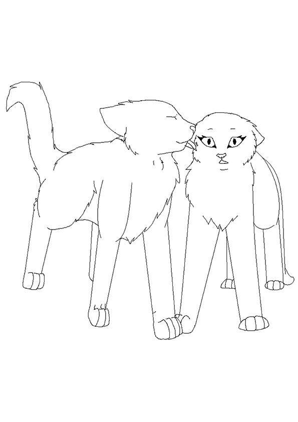 Coloring-Online-Warrior-Cats
