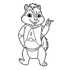 cool alvin in alvin and the chipmunk