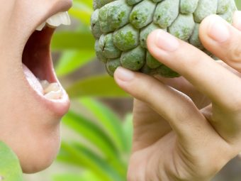 Custard Apple (Sitaphal) during Pregnancy:Health Benefits, Simple Recipes