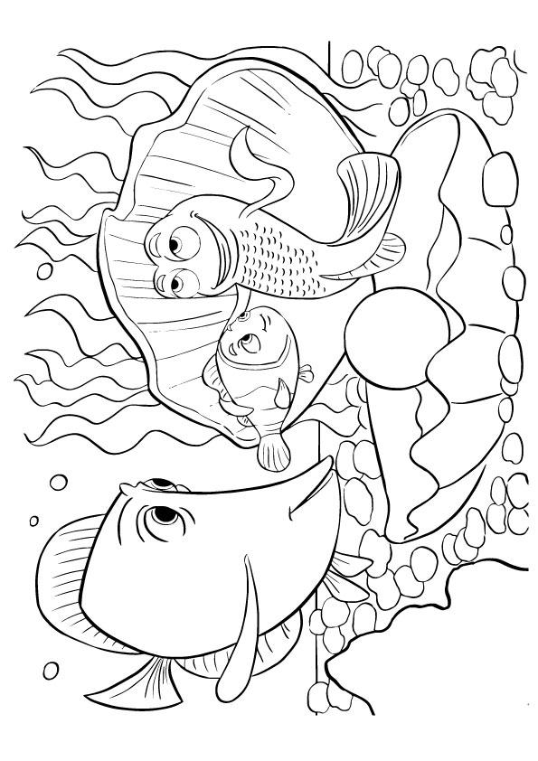 Cute-Finding-Nemo-Coloring-fish