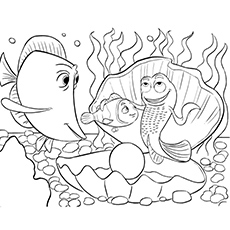 Cute-Finding-Nemo-Coloring-fish