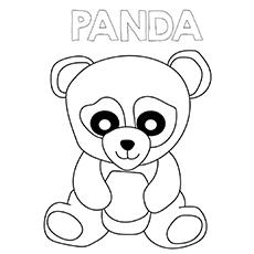 Cute Panda 17