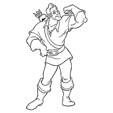 Dastardly Gaston 16