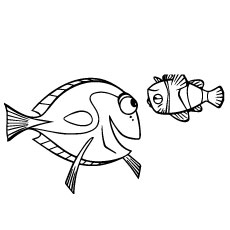Dory-and-marlin-are-Sad