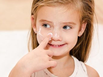 Dry Skin In Children - Symptoms And Home Remedies