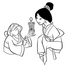 Fa Giving Cri kee To Mulan 16