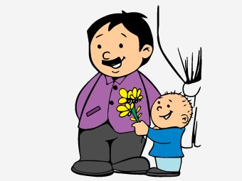 Top 20 Father's Day Coloring Pages For Toddlers