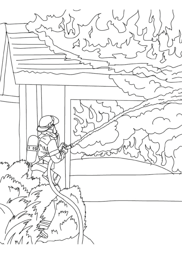Free-Firefighter-Coloring-Pages-For-Kids