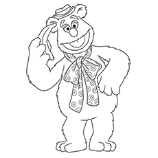 Good Ol Fozzie Bear 16