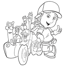 Handy Manny And Friends 16