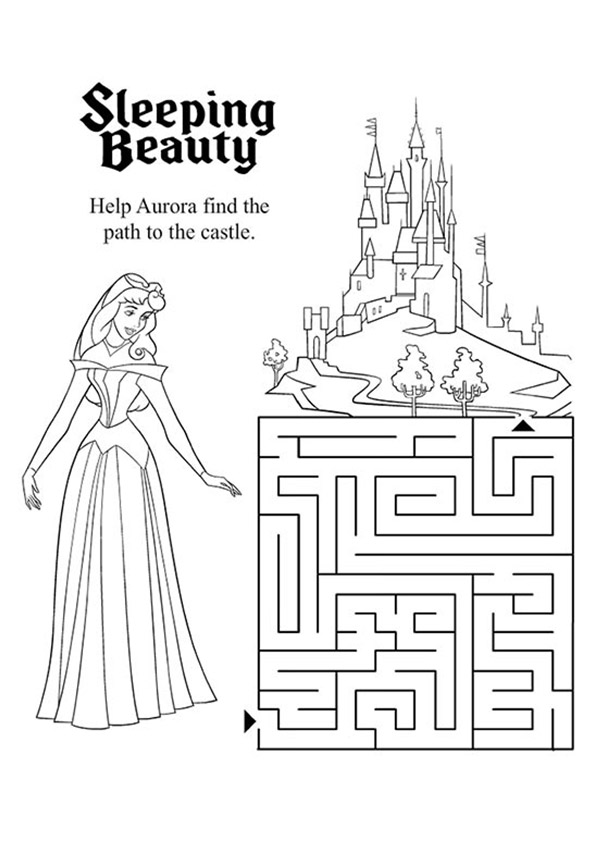 Help-Aurora-Find-The-Path-To-The-Castle-16