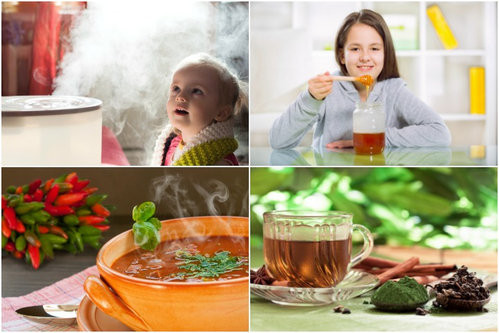 31 Natural Home Remedies For Cough In Kids