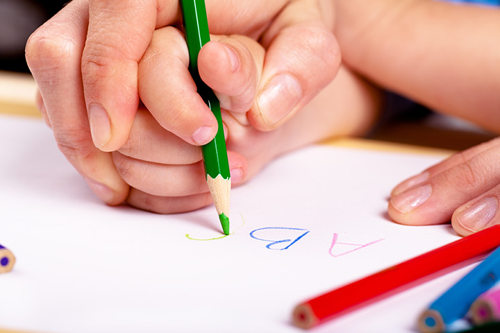 How To Teach Your Preschooler To Hold A Pencil